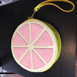 Nila Anthony Grapefruit Bag